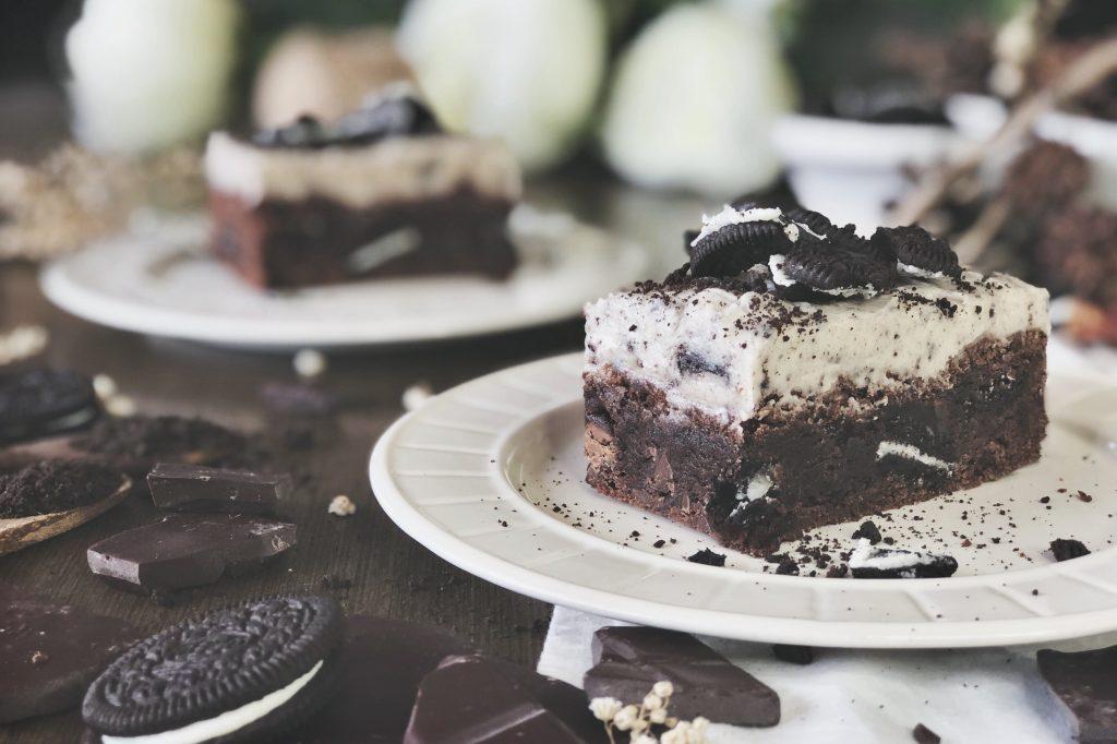 Cookies and Cream Brownie